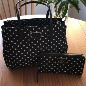 Kate Spade Wallet and Bag -  Loden & Neda